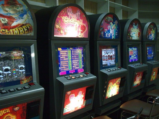 Особенности игры на Слот В казино