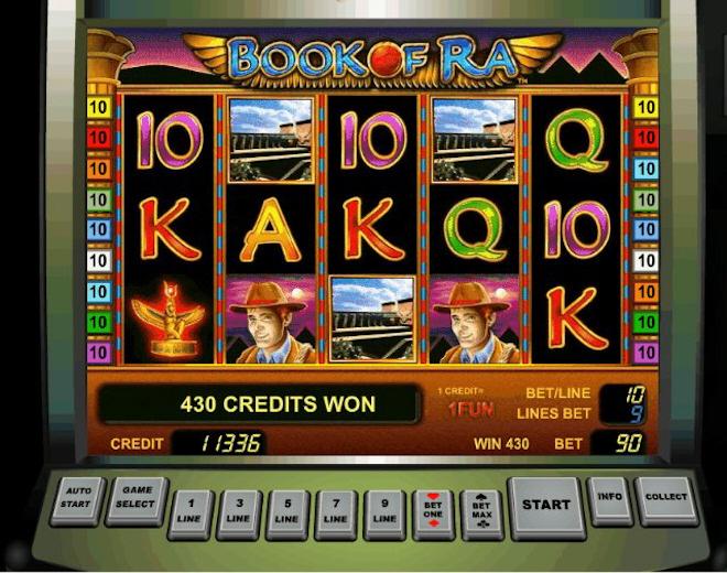 Автоматы казино Вулкан в онлайн-режиме